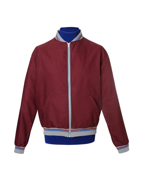 Men's bomber jacket (front)
