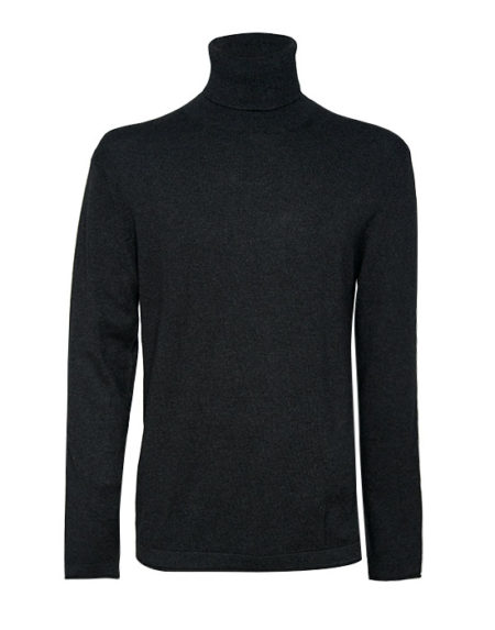 Col roule pullover