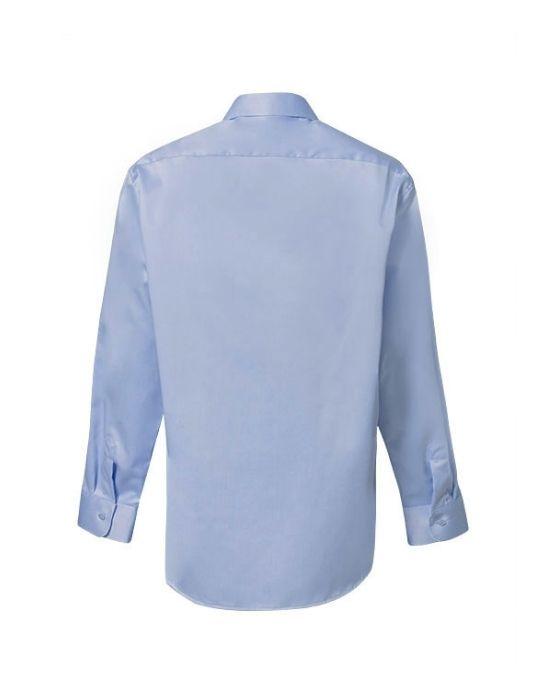[el] Ανδρικό κλασσικό πουκάμισο σε άνετη γραμμή NaraCamicie