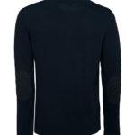 Ανδρικό pullover με patch (πίσω)