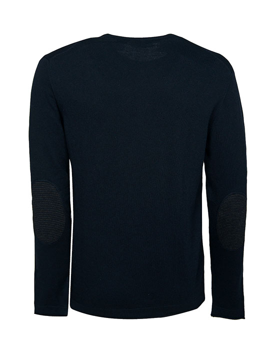 [el]Ανδρικό pullover με patch (πίσω)[en]Men's pullover with patch (back)