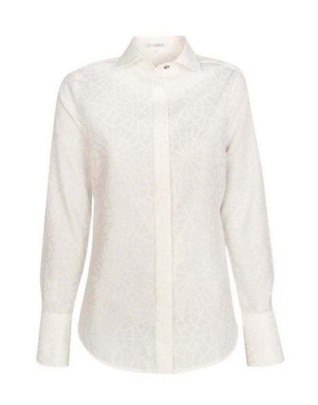 Brillantino κλασσικό γυναικείο πουκάμισο