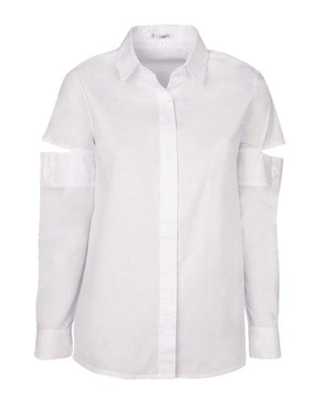 Club collar γυναικείο πουκάμισο