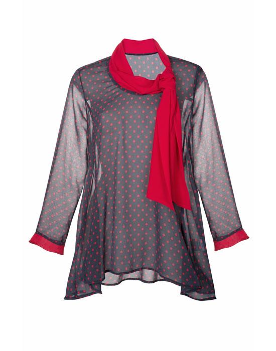 Women's Pois tunic