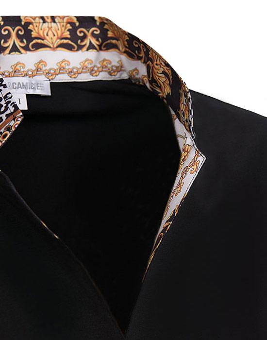 Drape Print Γυναικείο Πουκάμισο 3 | Nara Camicie
