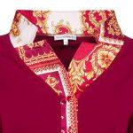 Γυναικείο πουκάμισο baroque print 3 | Nara Camicie