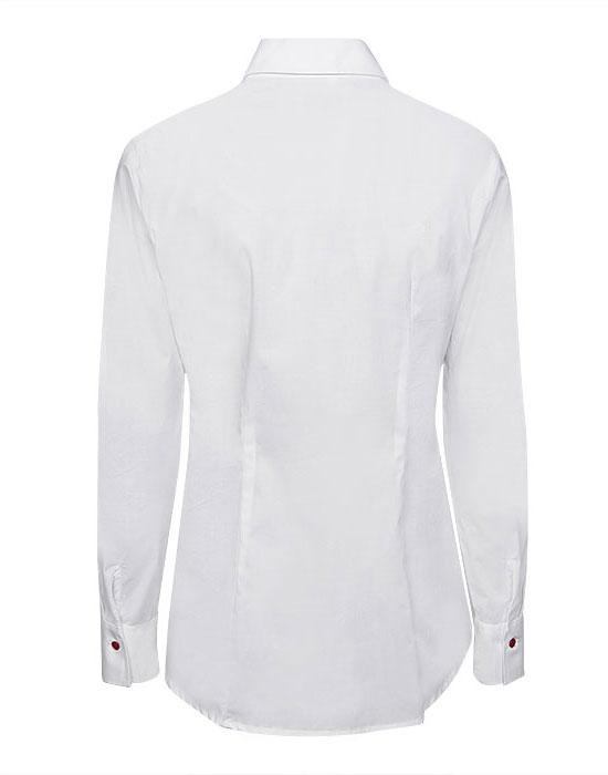 [el]Γυναικείο κλασσικό London Bridge printed πουκάμισο πίσω[en]Women's classic London Bridge printed shirt back