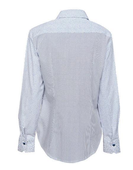 Patchwork liberty printed πουκάμισο (πίσω)