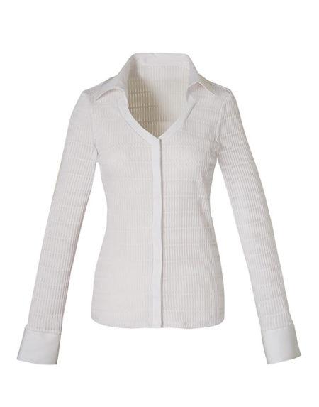Γυναικείο Meryl ελαστικό πουκάμισο