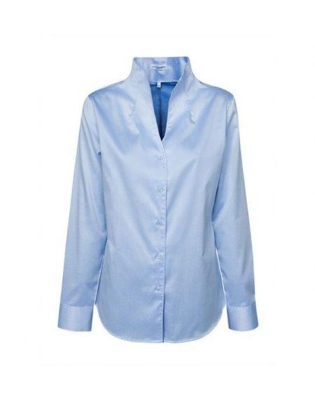 Γυναικείο πουκάμισο με stand up γιακά Nara Camicie