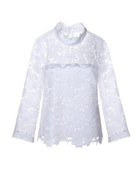 Δαντελένια Μπλούζα | Naracamicie