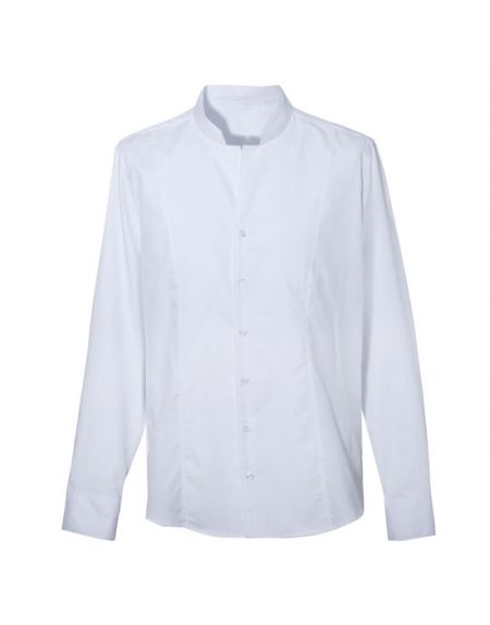 Men's mandarin brillantino shirt | Naracamicie