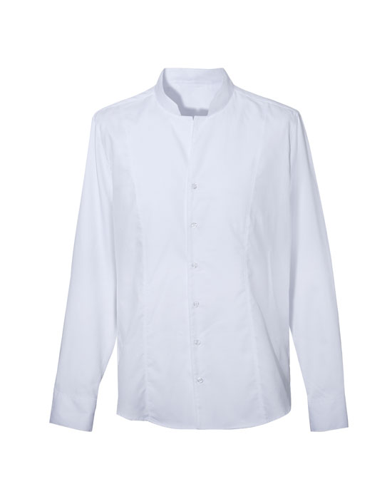 Ανδρικό mandarin brillantino πουκάμισο | Naracamicie