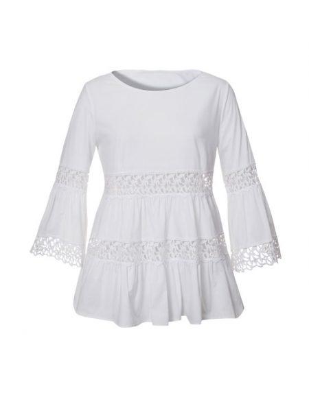 Boho cotton blouse | Naracamicie