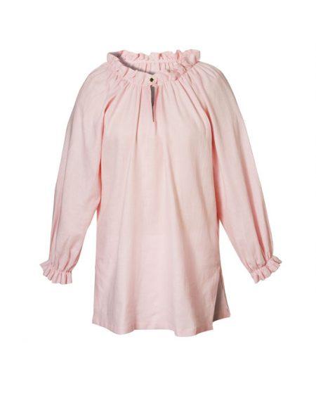 Women's etamine linen tunic | Naracamicie