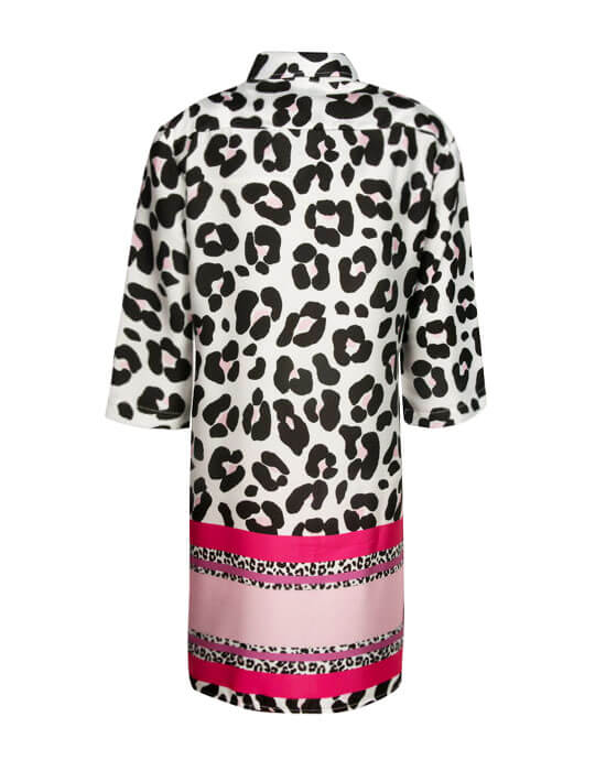 [el]Γυναικεία fancy animalier tunic | Naracamicie[en]Women's fancy animalier tunic | Naracamicie