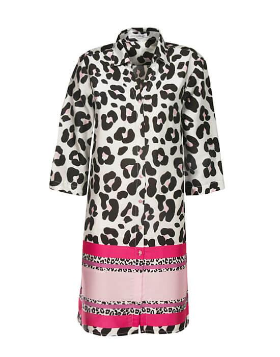 Γυναικεία fancy animalier tunic | Naracamicie
