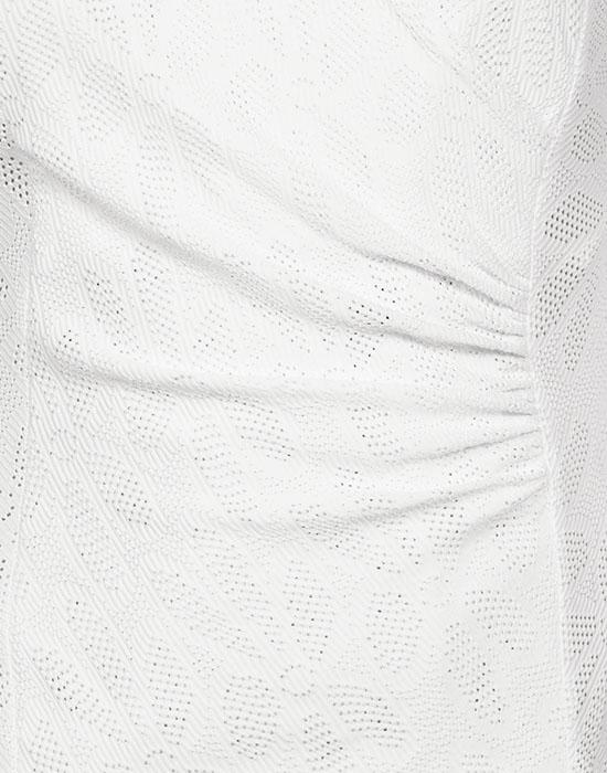 [el]Κρουαζέ meryl μπλούζα | Naracamicie[en]Wrap meryl blouse | Naracamicie