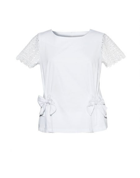 Women's blouse with bows | Naracamicie