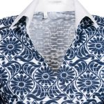Γυναικεία onde krouaze μπλούζα | Naracamicie