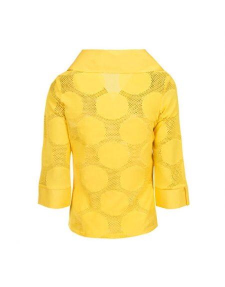 Women's shirt with big pois | Naracamicie