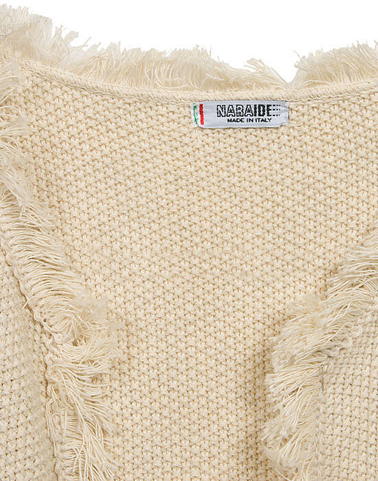 [el]Γυναικεία ζακέτα σε πλέξη piquet | Naracamicie[en]Women's cardigan in knitted piquet | Naracamicie