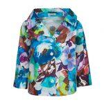 Γυναικείο floral πουκάμισο ζακέτα   Naracamicie
