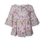 Γυναικείο liberty floral πουκάμισο | Naracamicie