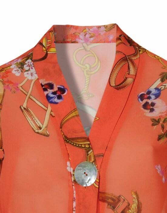 [el]Γυναικείο oversize kimono πουκάμισο | Naracamicie[en]Women's oversize kimono shirt | Naracamicie