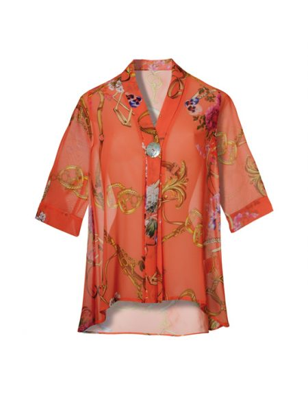 Γυναικείο oversize kimono πουκάμισο | Naracamicie