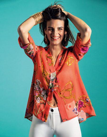 Γυναικείο οversize koimono πουκάμισο | Naracamicie