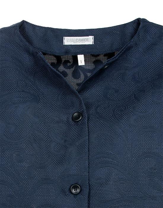 Damask devore πουκάμισο Nara Camicie (2)