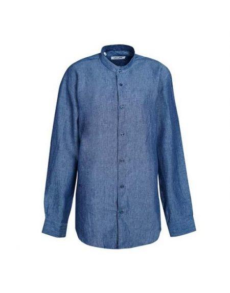 Ανδρικό guru λινό πουκάμισο NaraCamicie E2002-LE0035