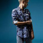 Πουκάμισο με διπλό Button down γιακά | Naracamicie