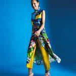 Γυναικεία maxi tunic με opera di arte τύπωμα | Naracamicie