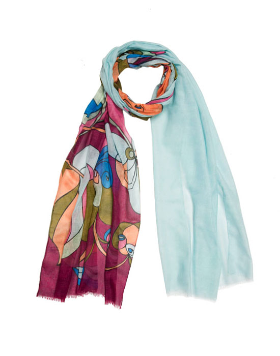 Painted foulard   Naracamicie