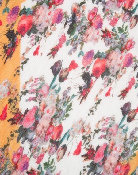 Plisse foulard | Naracamicie