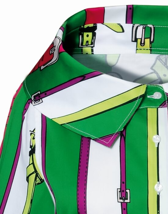 [el]Γυναικείο pointed flat πουκάμισο   Naracamicie[en]Women's pointed flat shirt   Naracamicie