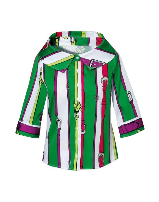 Γυναικείο pointed flat πουκάμισο | Naracamicie