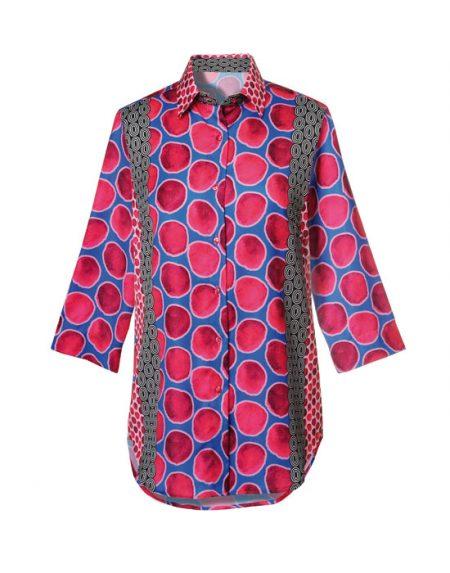 Dot print πουκάμισο | Naracamicie