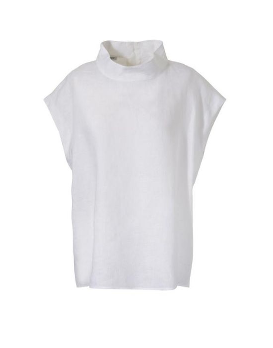 Γυναικεία λινή μπλούζα Nara Camicie