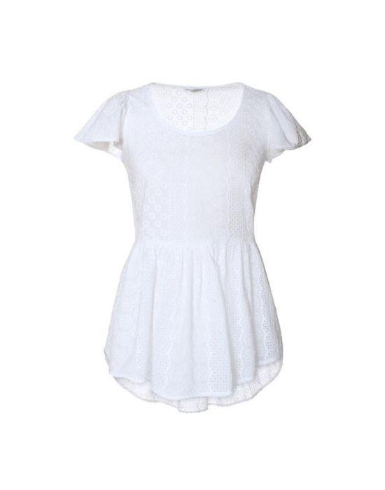 Γυναικεια μπλουζα sangallo patchwork Nara Camicie