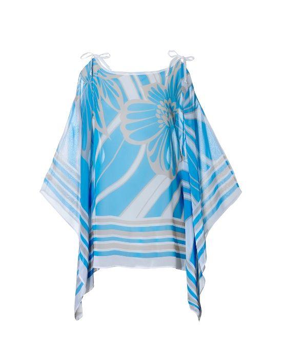 Γυναικεια floral stripe μπλουζα