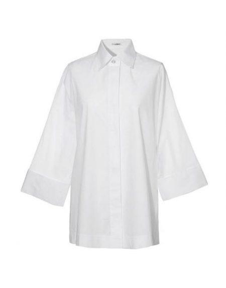 Τουνικ με rever μανίκια Nara Camicie