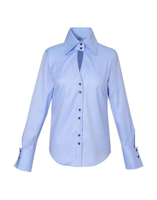 Γυναικείο oxford stretch πουκάμισο Nara Camicie