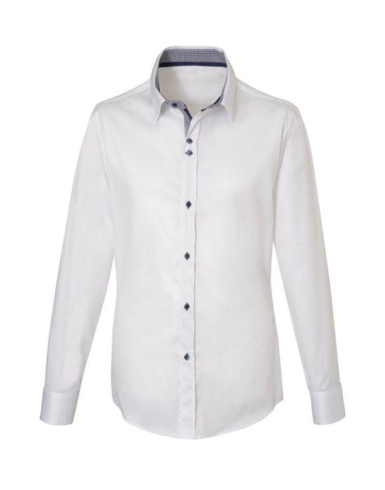 Κλασικό oxford stretch πουκάμισο NaraCamicie