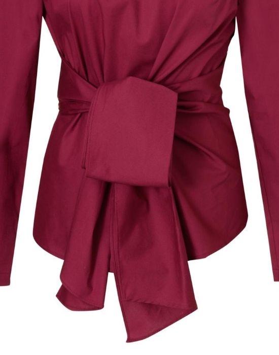 [el]Μπλούζα με δέσιμο NaraCamicie [en] Blouse with tie NaraCamicie