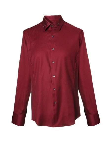 Button down classic man's shirt NaraCamicie