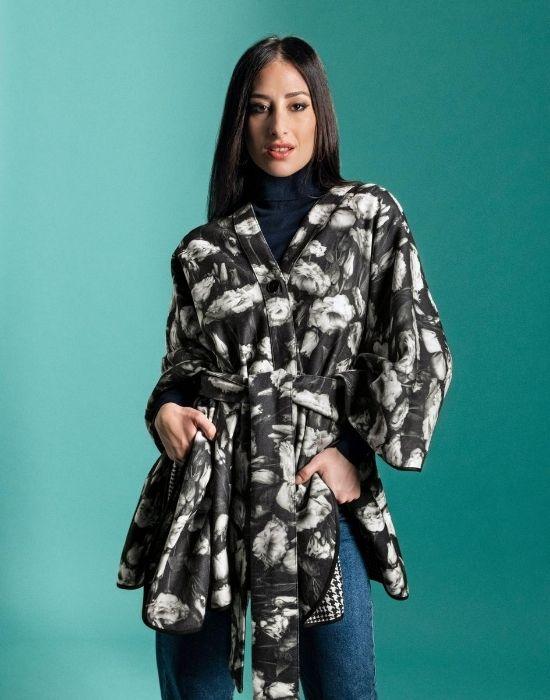 [el]Double face κάπα kimono Nara Camicie[en]Double face coat kimono Nara Camicie
