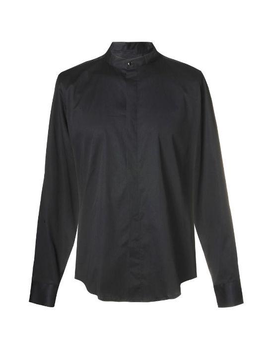Mandarin collar ανδρικό πουκάμισο NaraCamicie